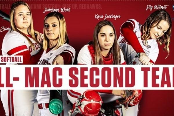 Softball all mac second team
