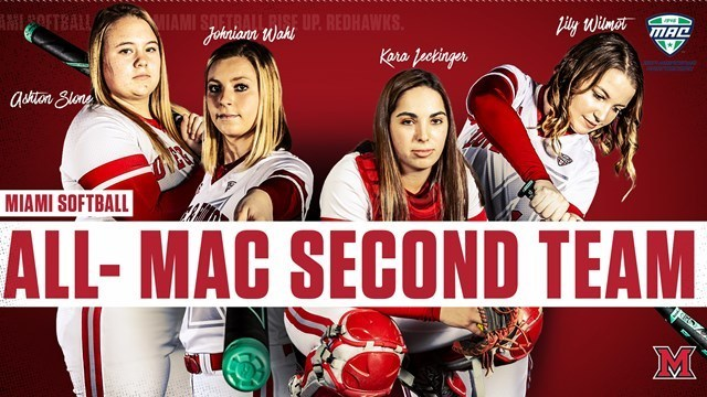 Softball all mac second team
