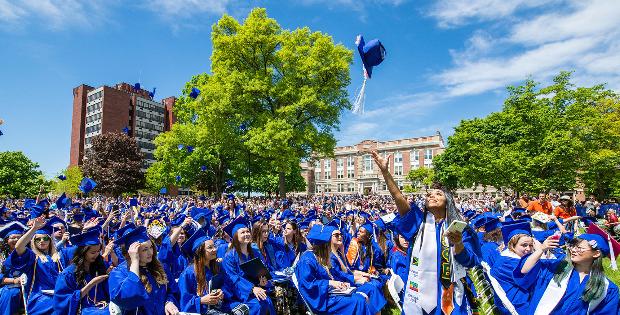 Saturday commencement wide 1 2019