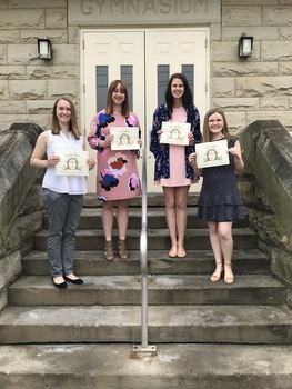 Order of omega new inductees