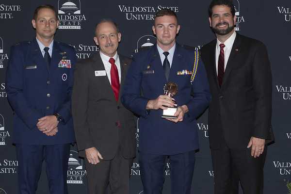 Alexander williams cadet award
