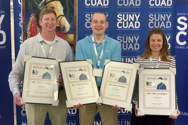 Sunycuad awards june 13 2019