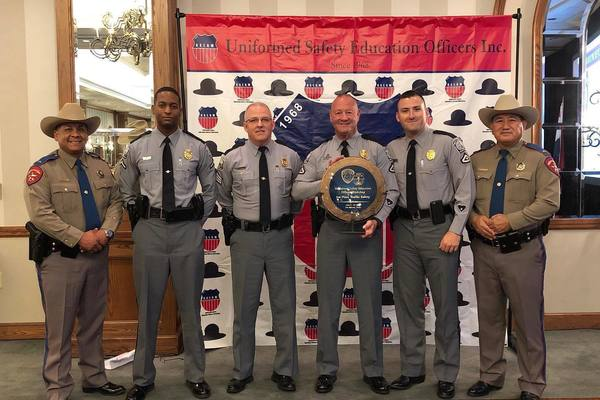 Scdps 1st place 2019