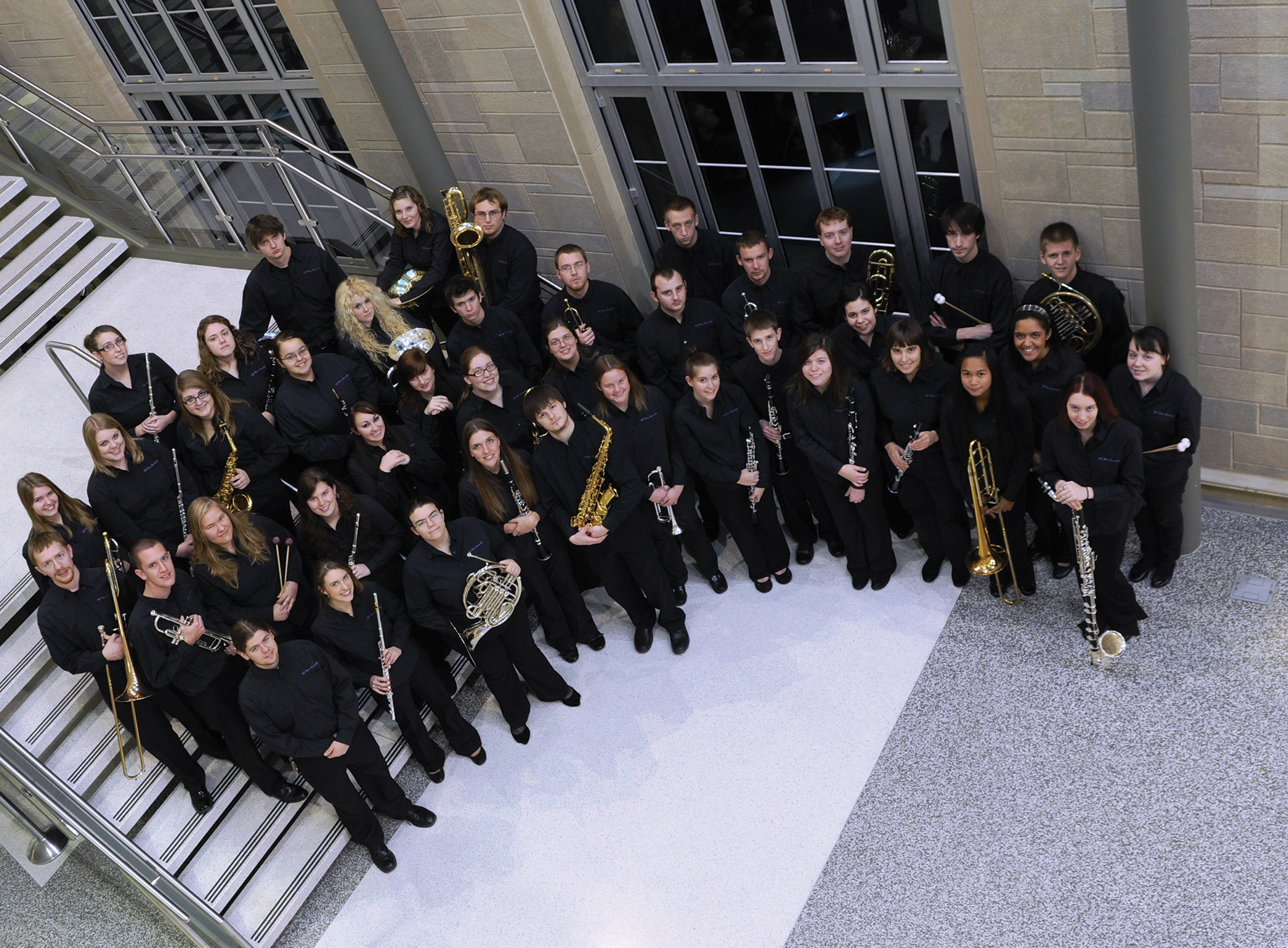 Ue wind ensemble