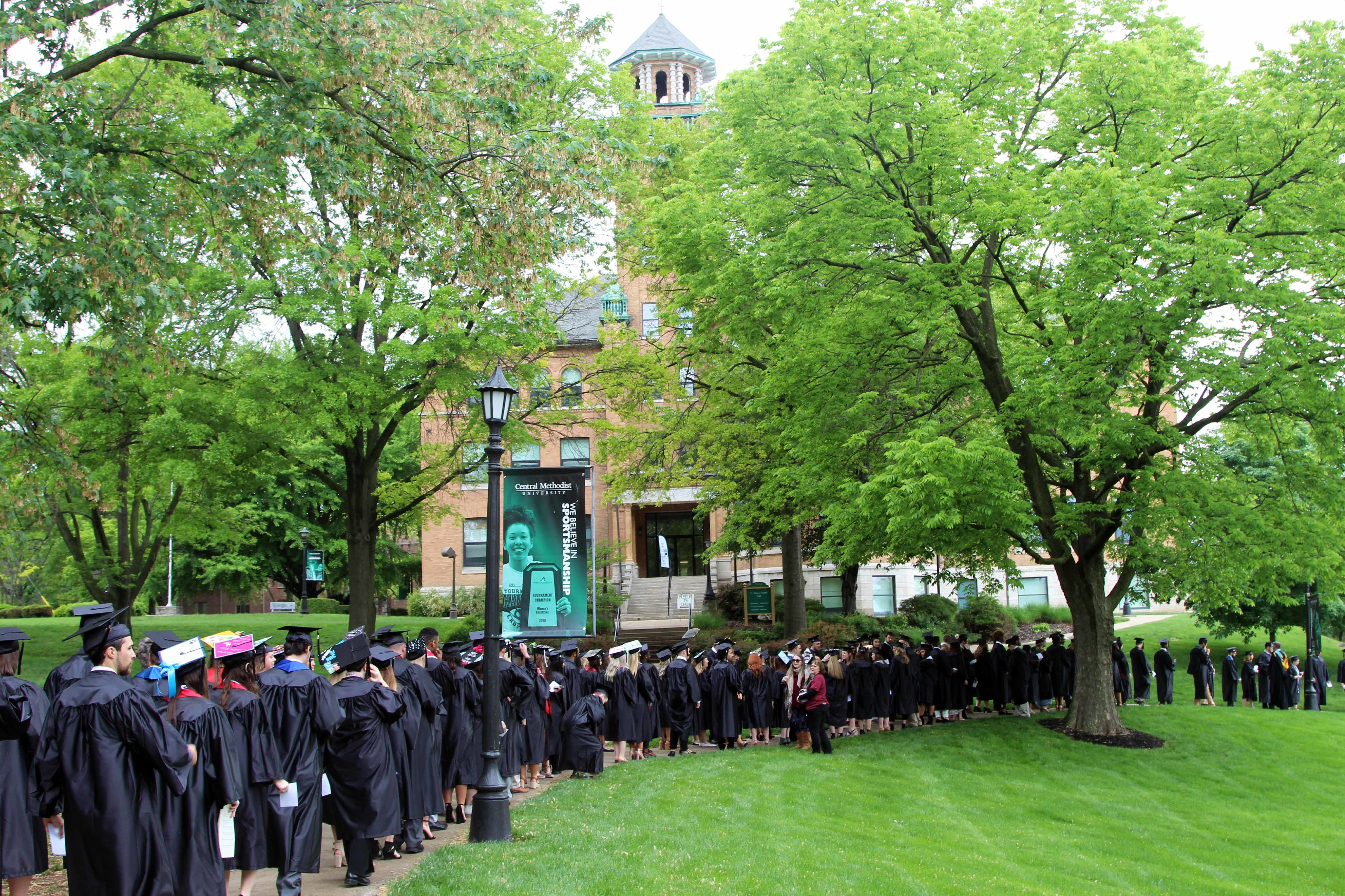 Commencement may 19