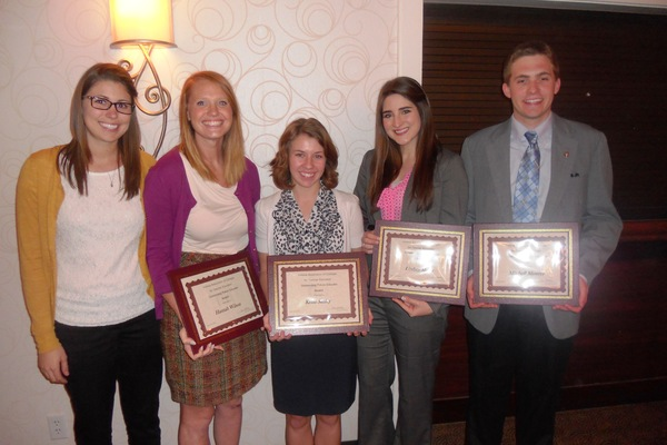 Outstanding future educators