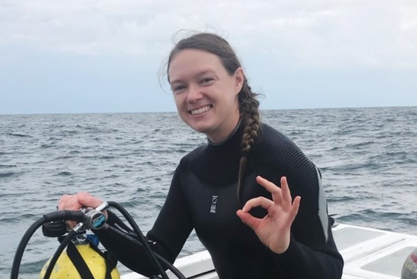 Grays reef pre dive