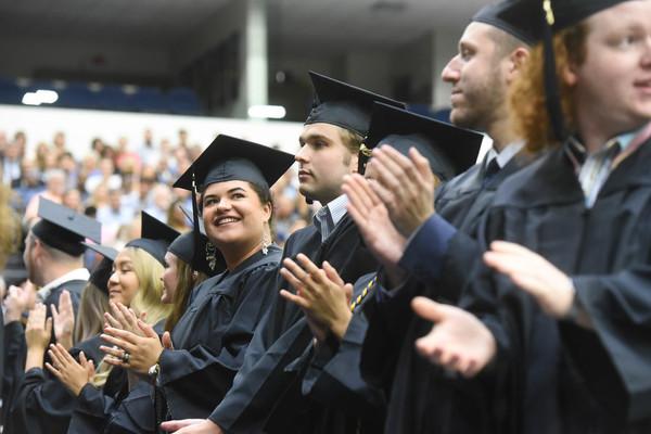 Belmont summer graduation 2019