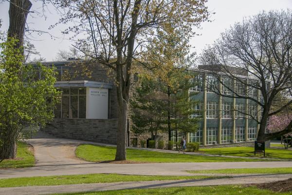 Ohio wesleyan university phillips hall photo by paul molitor