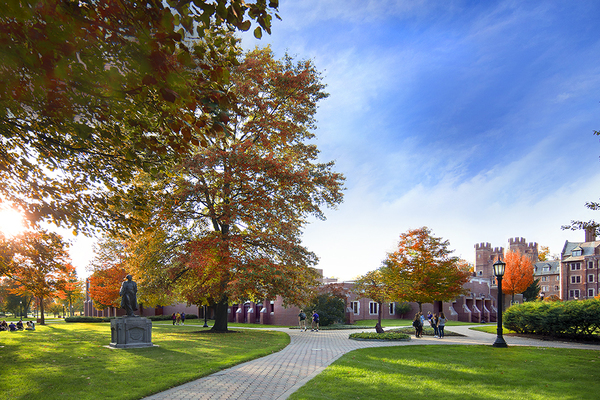Elmira college centralcampusfall