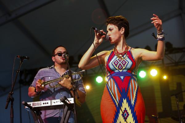 Gina chavez photo by spencer selvidge