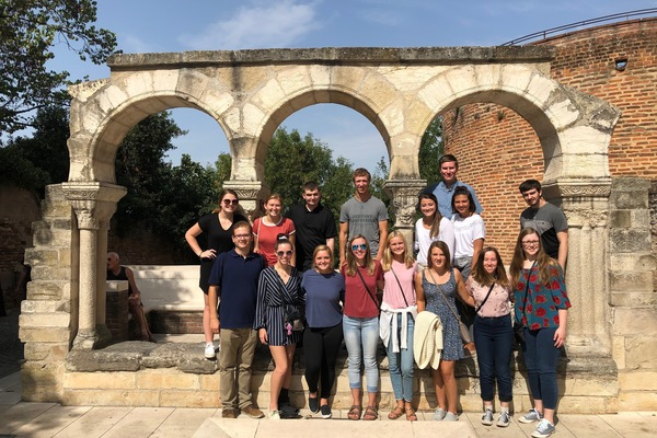 Fall france group 2019