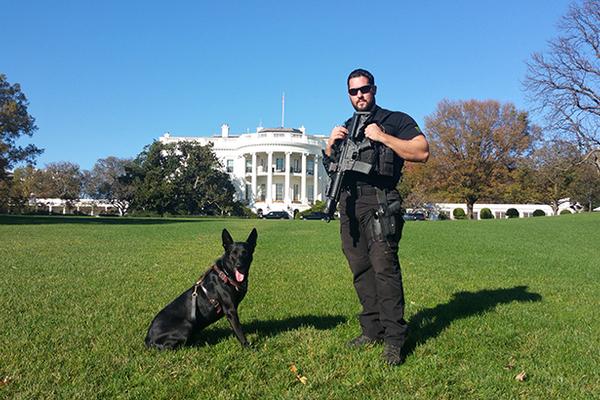 Whitehouse secretservicedog