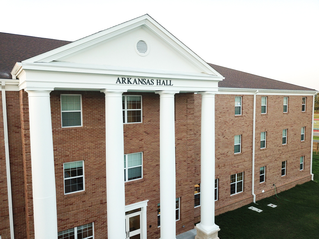 Fall 2019 arkansas hall