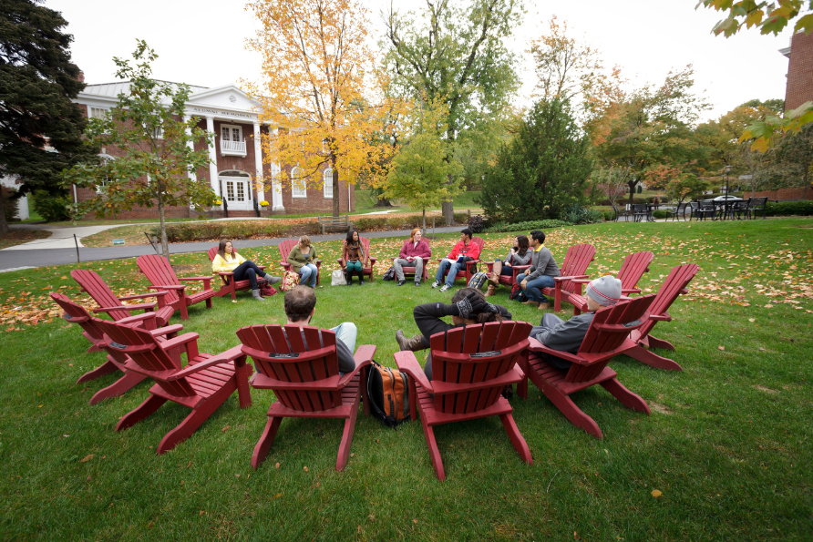 Chairs campus