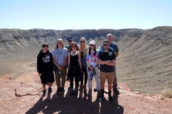 Geologystudents