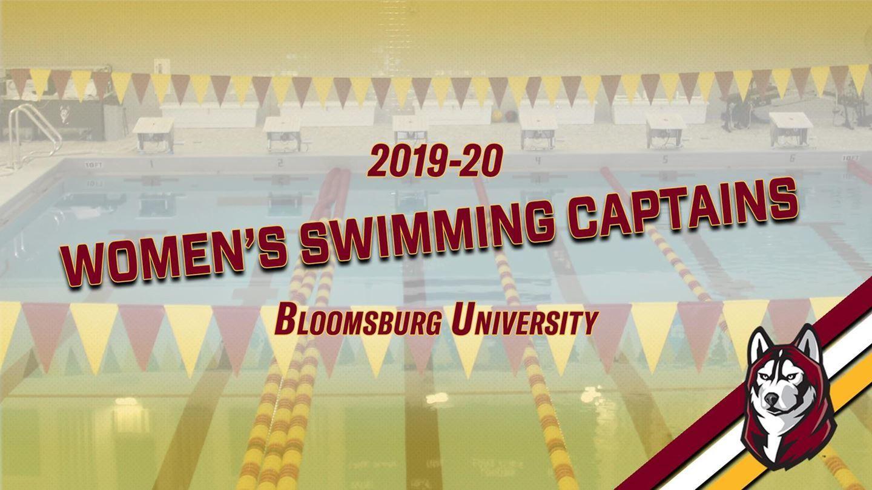 Wswim captains
