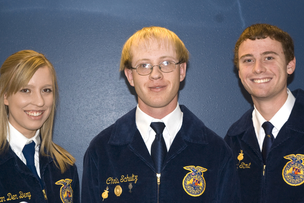 Ffa american degree recipients