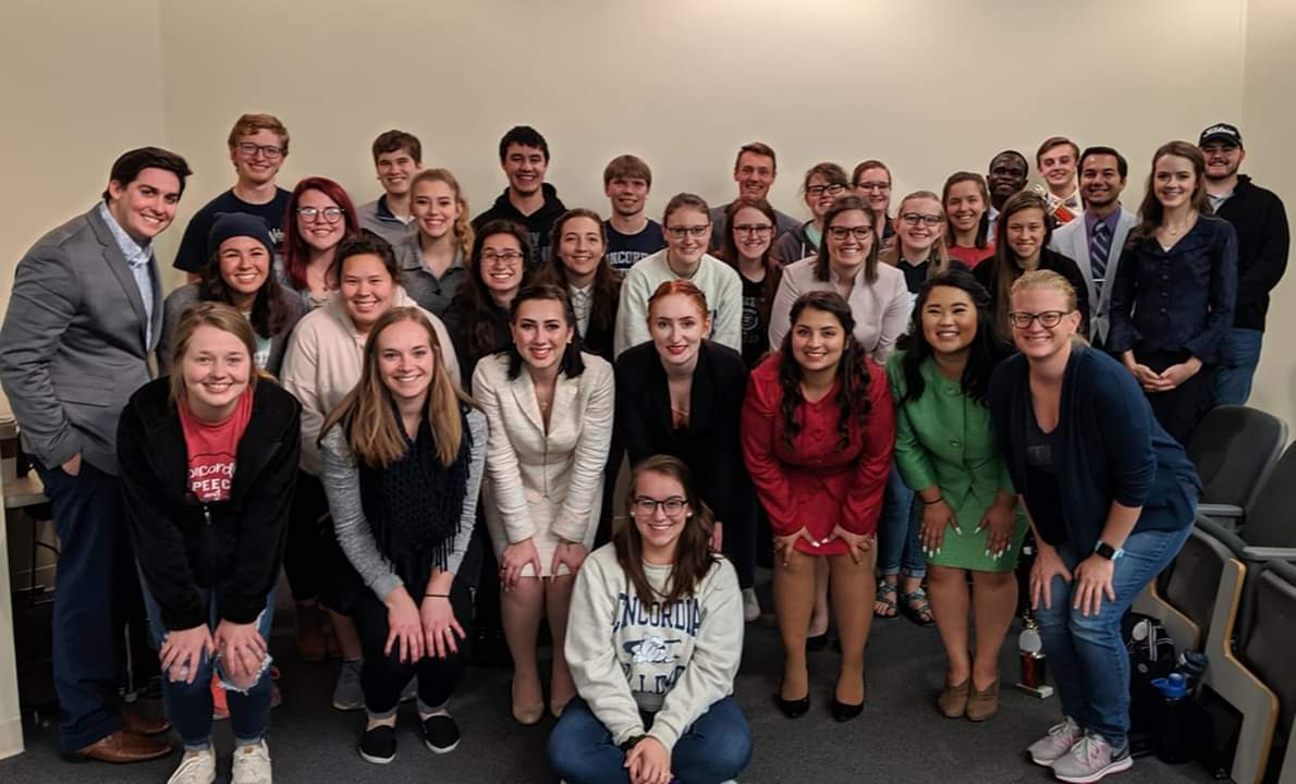 Speech team 2019