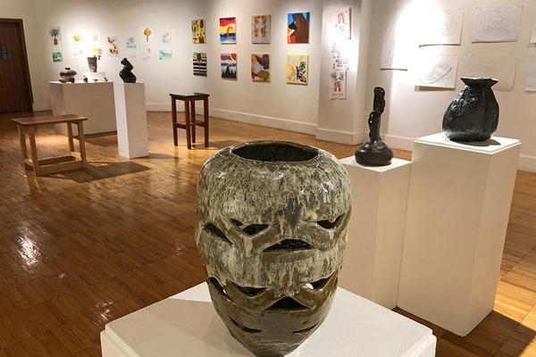 2019 term i student art show