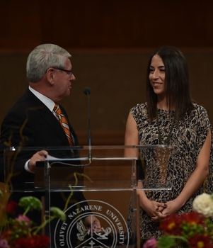 1415230395 katie kalemkarian 2014 young alumni award pr