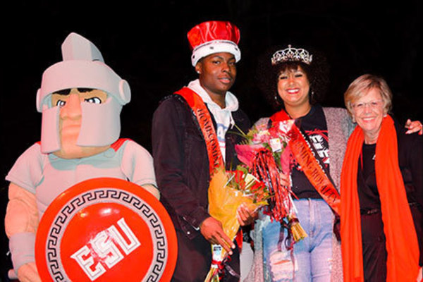 Esu 2019 homecoming royalty