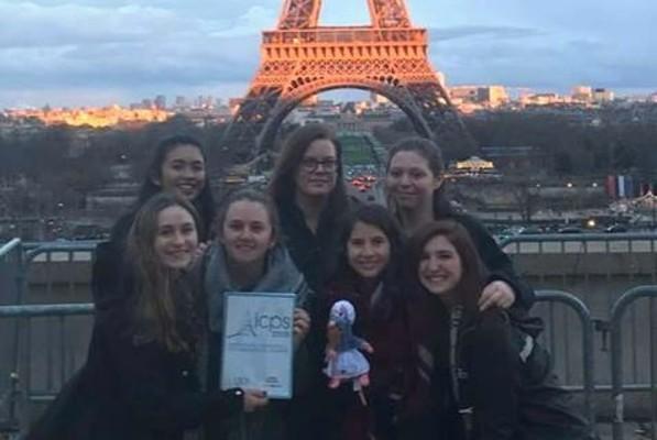 Paris lab group 1 2