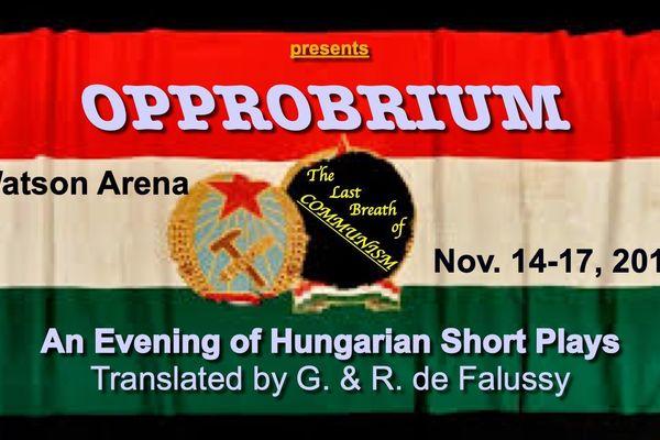 Hungarian short plays