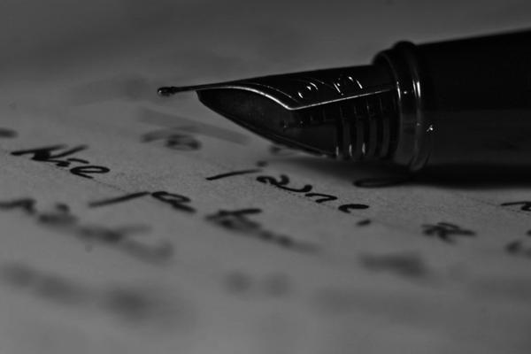 Writing 800x533