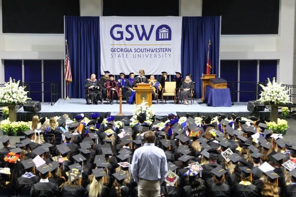 Gsw fall 2019 graduation