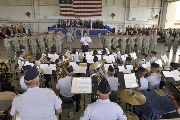 Air national guard band