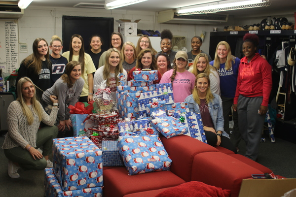 Softball christmas