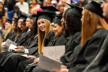 SAU Fall 2019 Commencement