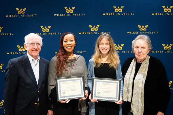 Hiscox scholarship winners