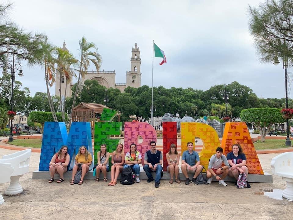 Merida hometown