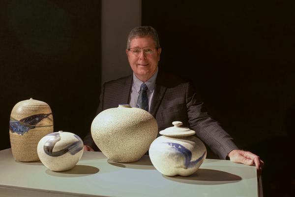 Jordan with pots