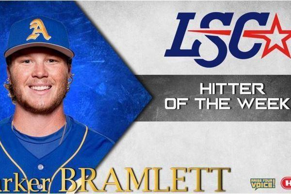 Bramlett hitter of week 2 20