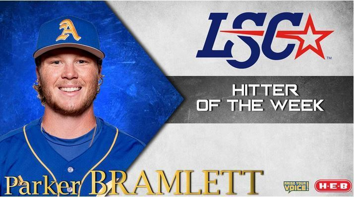 Bramlett hitter of week 2 20