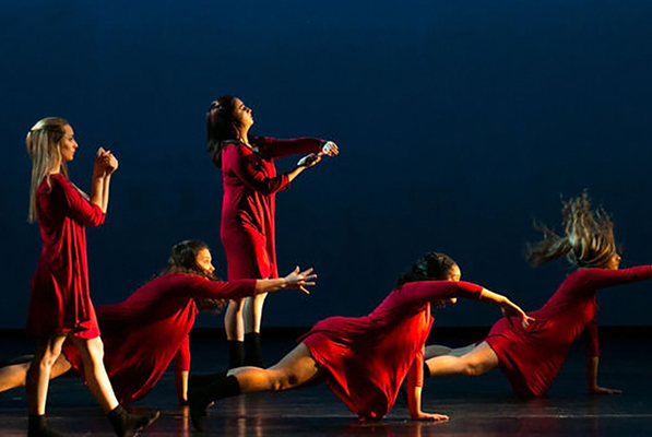 Dance ensemble