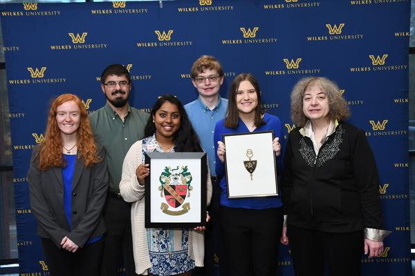 Wilkes university tribeta members