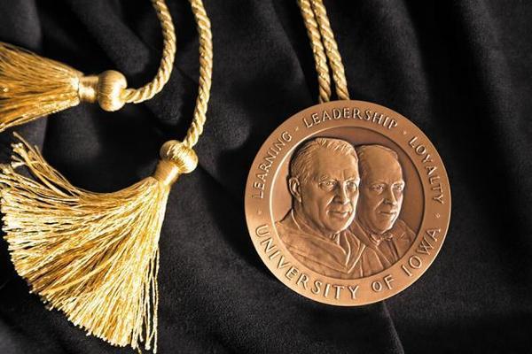 Finkbine medallion 960