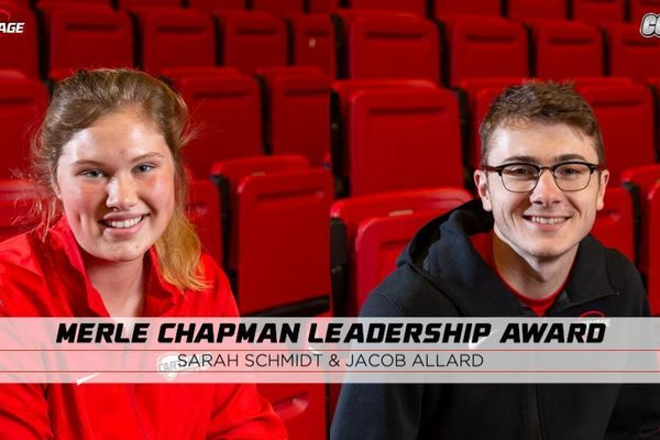 Merle chapman leadership award