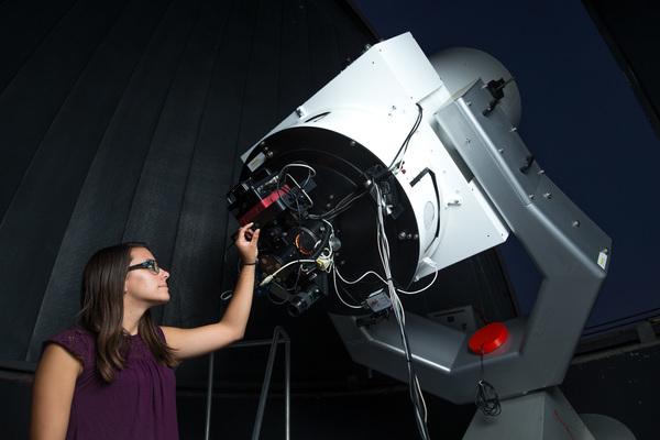 Observatory student