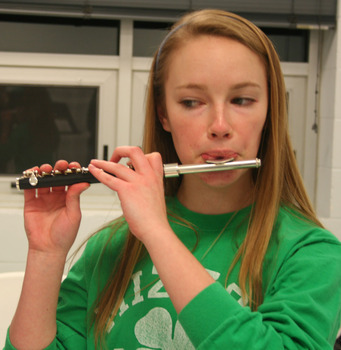 Maggie mccaruer flute