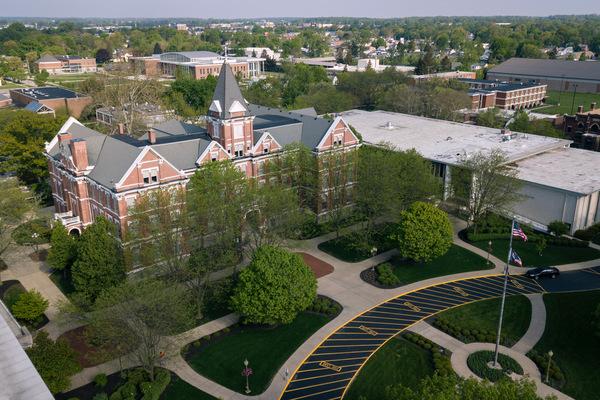 Old main campusgrad merit