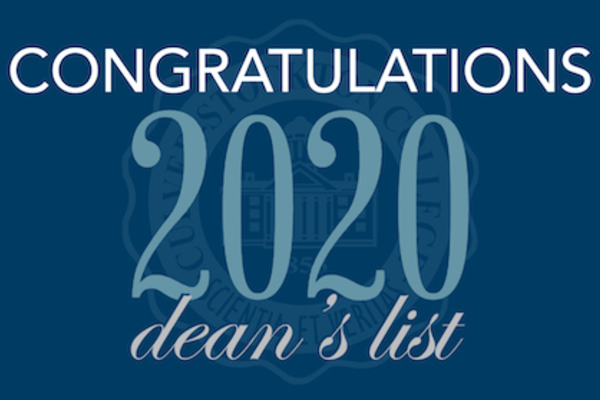 Deans list 2020 graphic 500 pixels