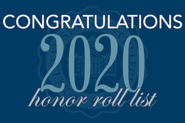 Honor roll 2020 graphic 500 pixels