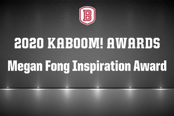 Megan fong inspiration award