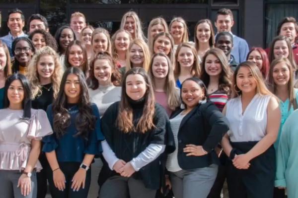 2020 nursing graduates