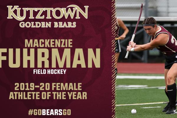 Mackenzie fuhrman 2019 20 ku female athlete of the year